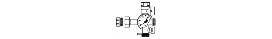Fűtési szivattyú-állomások, használati vízmelegítők
