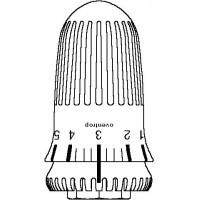 Uni CH termosztát, 7-28 °C, * 1-5, folyadéktöltetű érzékelővel, fehér