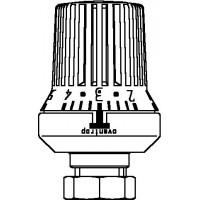 Uni XH termosztát, 7-28 °C, 0 * 1-5, folyadéktöltetű érzékelővel, fehér