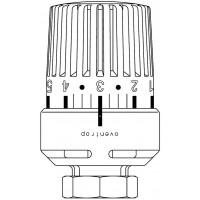 Uni L termosztát, 7-28 °C, 0 * 1-5, folyadéktöltetű érzékelővel, fehér