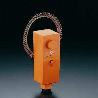 Elektromos csővezeték-szabályozó, rejtett állítási megoldással
