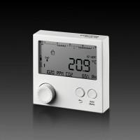 R-Tronic RTFC K, helyiségvezérlő egység, páratartalom,  CO2 mérés, asztali kivitel