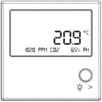 i-Tronic TFC, légállapot kijelző, asztali kivitel, 230V, hőmérséklet, páratartalom CO2 kijelzéssel