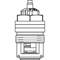 Szelepbetét, előbeállítható kivitel, AV9, RFV9 szelephez, DN10-20, M30x1,5