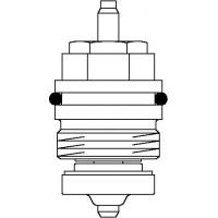 Szelepbetét AZ típusú szelepekhez, DN10-DN32, kv=1.10