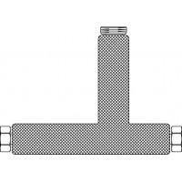 OKF-összekötő készlet 2 db, vízszintes szereléshez