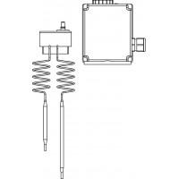 Szabályozó elektromos fűtőpatronhoz