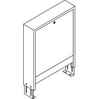 Falsík elé szerelhető osztó-gyűjtő szekrény, Sz: 1000 x Ma:760 x Mé:160 mm