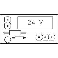 Tartozék, Pumpenlogik 24 V, szivattyúhoz