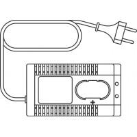 Akkumulátor-töltő, akkumulátoros mini présgéphez