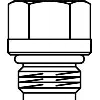 """Adapter Hycocon DTZ impulzusvezetékének csatlakoztatásához, G 1/4"""" km"""