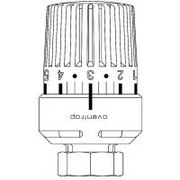 Uni LA termosztát, 7-28 °C, 0 * 1-5, folyadéktöltetű érzékelővel, fehér, M28 x 1,5