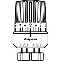 Uni LDVL termosztát, 7-28 °C, 0 * 1-5, folyadéktöltetű érzékelővel, fehér