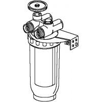 """Magnum olajszűrő kétvezetékes rendszerre, DN10, 3/8"""" bm / km, 50-75 mikron"""