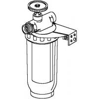 """Magnum olajszűrő egyvezetékes rendszerre, 3/8"""" bm / km, 25-40 mikron, szívóágba"""