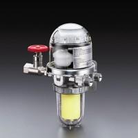 Toc-Duo-A kombinált olajszűrő / légtelenítő, Opticlean szűrőbetéttel, hosszú, 5-20µm